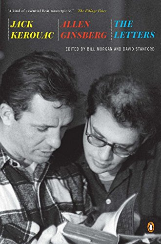 Jack Kerouac and Allen Ginsberg: The Letters (Jack Morgan)