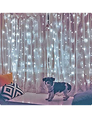 Beautiful Ever Smart String Lights, 8 Modes Daylight White 19.68 Ft9.8 Ft 594 Fairy