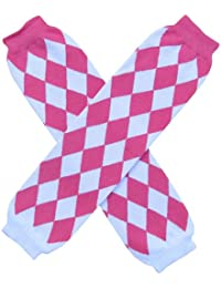 Preppy Argyle Styles Leg Warmers - One Size - Baby, Toddler, Little Girl Boy