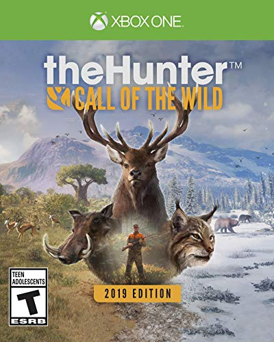 theHunter: 2019 Edition - Xbox One (The Hunter Call Of The Wild Xbox One)