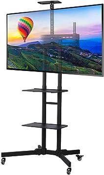 Yaheetech - Carro móvil para televisor (32 a 70 Pulgadas, Plasma ...