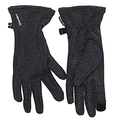 HEAD women's touchscreen running gloves