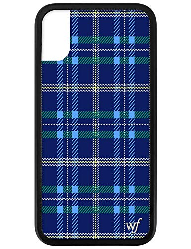 check out 9a93b dfa89 Wildflower Limited Edition iPhone Case for iPhone X and XS (Skool Girl  Plaid)