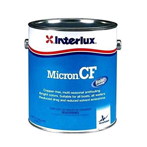 Interlux Micron Cf With Biolux44; Blue Gal. YBD100/G