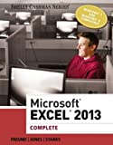 img - for Microsoft Excel 2013: Complete (Shelly Cashman Series) book / textbook / text book