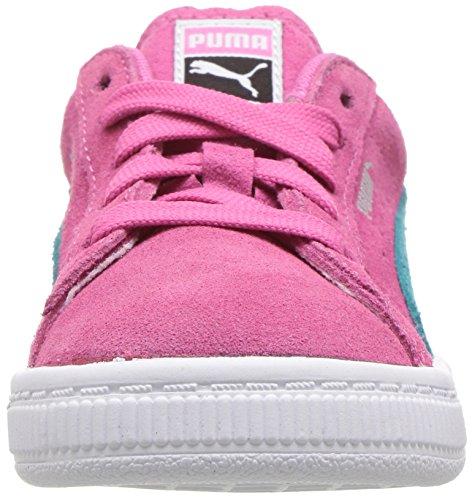 Shocking JR Kid Kid PUMA Little Pink Big Suede navigate Sneaker Classic 8fOw5XO