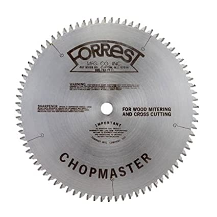 Forrest cm12806115 chopmaster 12 inch 80 tooth atb miter saw blade forrest cm12806115 chopmaster 12 inch 80 tooth atb miter saw blade with 1 greentooth Images