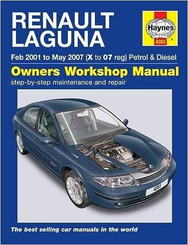 renault laguna manual
