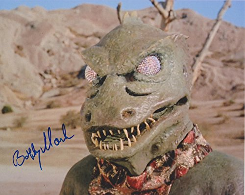 Bobby Clark Star Trek 2 Original Autographed 8x10 Photo