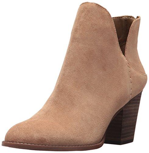 Jessica Simpson Women's YOLAH Ankle Boot, fawny, 6.5 Medium US