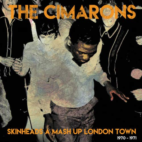 Vinilo : Cimarons - Skinheads A Mash Up London Town 1970-1971 (Red, Limited Edition)