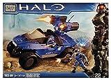 Mega Bloks Halo Blue Series Rockethog (97159) [Retired Set]