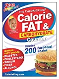 The CalorieKing Calorie, Fat & Carbohydrate Counter 2018--a simple, safe, practical and effective guide to a healthy and lasting weight loss.•    Consistently receives highest reader rating in category – Amazon.com •    Top 100 Best-Selling Diet ...