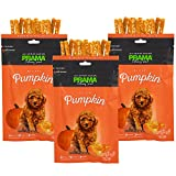 Prama Delicacy Snack Dog Treats Stick Pumpkin Flavor in Zip Lock Bag, 210 G. Pack 3 Review