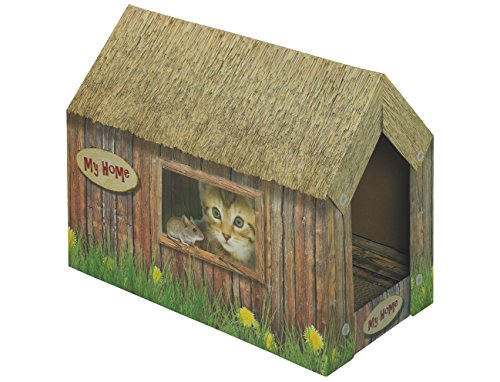 Nobby-Cat-House-Paper-Board