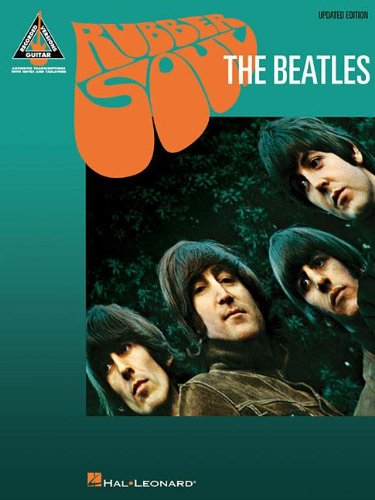The Beatles - Rubber Soul - Updated Edition (Guitar Recorded Versions) (Best Selling Albums Of The 80s Usa)