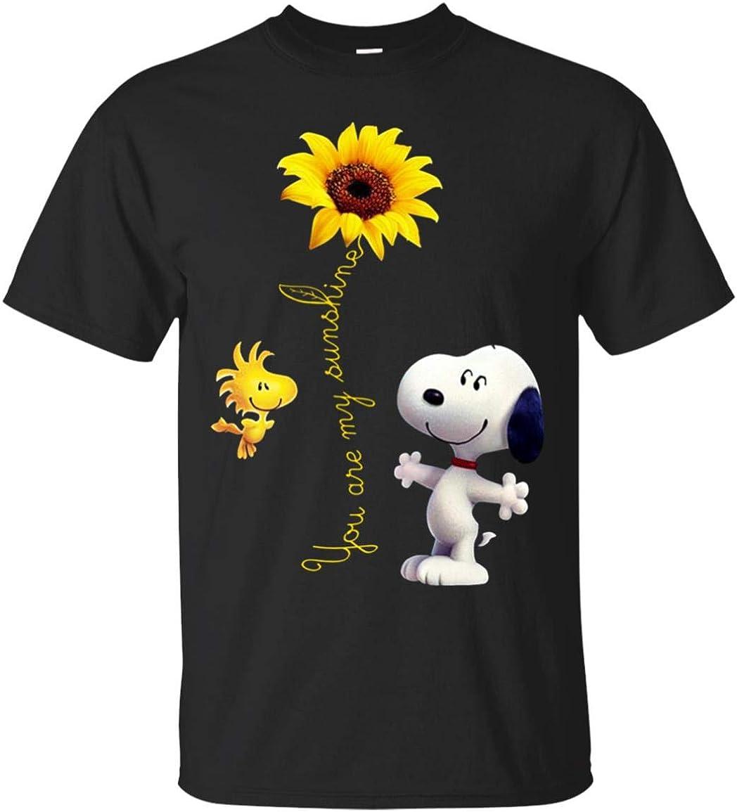 USA Shop Snoopy You are My Sunshine