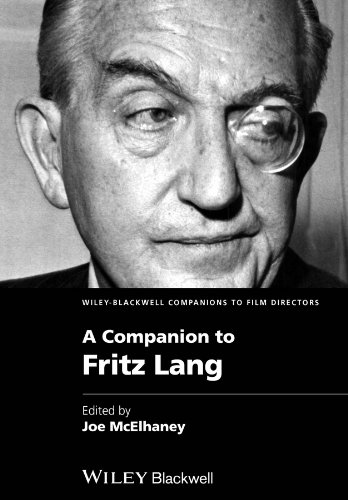 A Companion to Fritz Lang (Wiley Blackwell Companions to Film Directors) (Cinemas Thea)