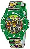 Best Teenage Mutant Ninja Turtles Kid Watches - Nickelodeon Teenage Mutant Ninja Turtles Kids' TMN4085 Digital Review