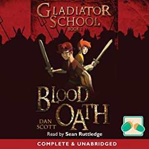 Gladiator School Book 1 Hörbuch