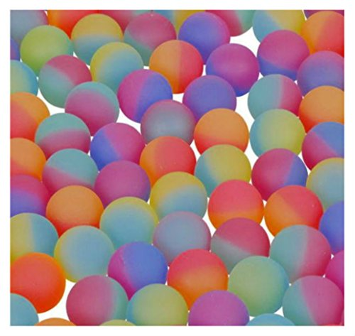 [36 ICY 27MM SUPERBALLS, HIGH BOUNCE, BOUNCY BALL BALLS] (Bouncy Ball Costume)