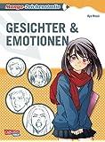 Manga-Zeichenstudio: Gesichter und Emotionen
