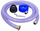 Powermate PA0650201 Water Pump 2-Inch Hose Kit