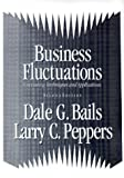 img - for Business Fluctuations by Bails Dale G. Peppers Larry C. (1997-08-25) Paperback book / textbook / text book