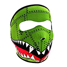 ZANheadgear Neoprene Bomber Face Mask