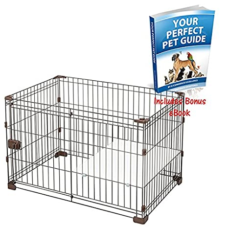 Personalizable DIY mascota jaula segundo nivel - tiene una ...