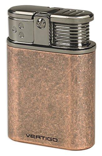(Vertigo Stealth Antique Triple Flame Table Lighter (Copper))