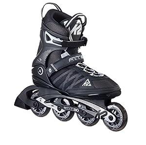 K2 Herren Inline Skate Fit 80, weiß/schwarz, EU 46, 30A0003.1.1.120