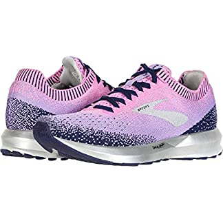 Brooks Women's Levitate 2 Lilac/Purple/Navy 12 B US