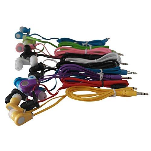 JustJamz 3 5mm Stereo Earbud Headphones product image