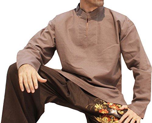 RaanPahMuang-Thin-Tight-Weave-Hemp-Shirt-Chinese-Square-Collar-Long-Sleeve-Plus-Size
