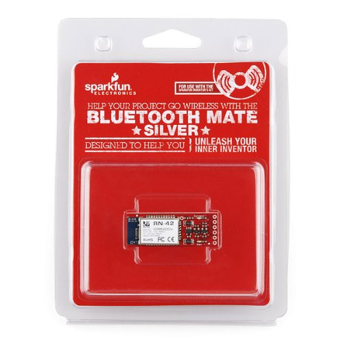 Bluetooth Mate Silver with RN-42 class 2 module by Roving Networks (Image #2)