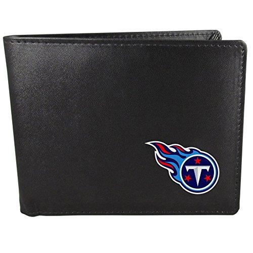 Siskiyou NFL Tennessee Titans Bi-fold Wallet, Black