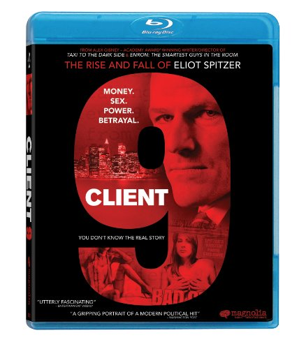 Client-9: The Rise and Fall of Eliot Spitzer [Blu-ray]