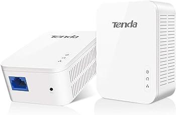 Tenda AV1000 1-Port Gigabit Powerline Adapter Kit