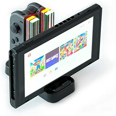 Nintendo Switch Joy Con Base de carga, Consola y Pro Controlador ...
