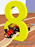 wooden train cars - Wooden Number Train - Learn Numbers 1 to 10