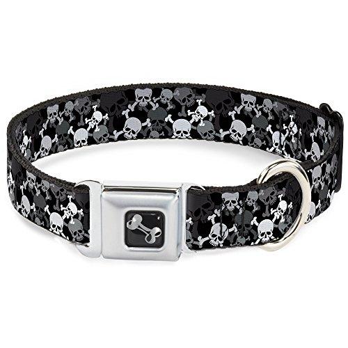 Top Dog Nylon Collar (Buckle-Down 9-15