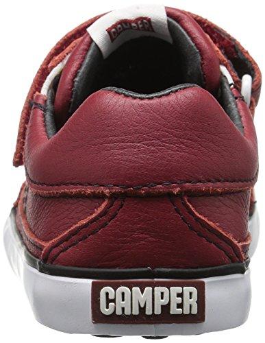 CAMPER Pelotas Persil Vulcanizado, Jungen Sneakers Rot (Medium Red 055)