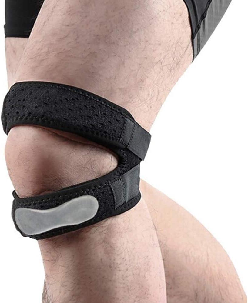 XF Rodilleras, húmero con rodilleras rodilleras deportes presión absorción de impactos de colisión de baloncesto de bádminton que ejecuta la protección de rodilla transpirable, suministros médicos Equ