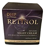 Deep From The Sea Retinol Anti-Aging Night Cream, 1.69 fl. oz.
