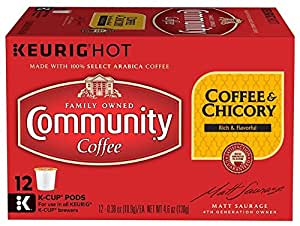 Community Coffee New Orleans Blend Coffee Amp Chicory Single
