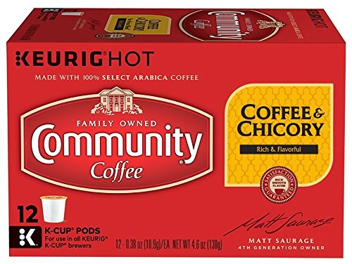 New 24 Count Community Coffee Flavor Sampler New