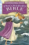 img - for NIV*Discoverers Bible-HC book / textbook / text book