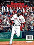 Sports Illustrated David Ortiz Special Retirement Issue: The Ultimate Walk-off: Big Papi Says Goodbye