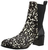Adrianna Papell Women's Blair Boot, Black, 6.5 M US